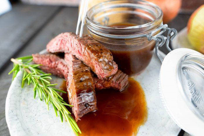 Bratensoße Steak - www.chefsstuff.de