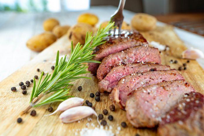 Steak Medium gebraten