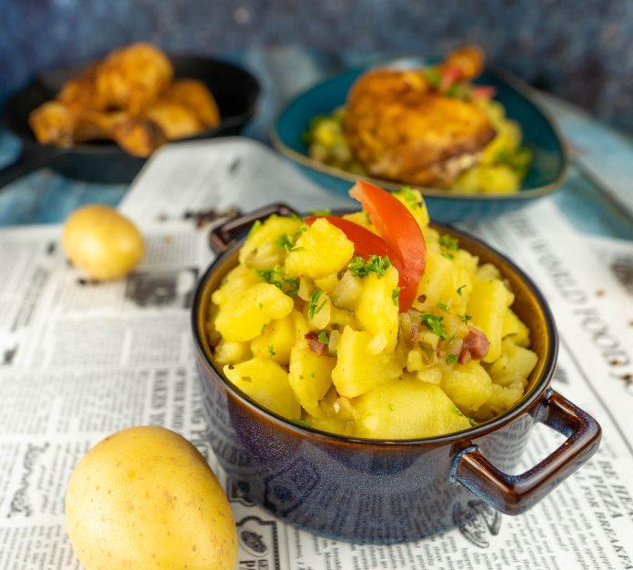 Kartoffelsalat - www.chefsstuff.de