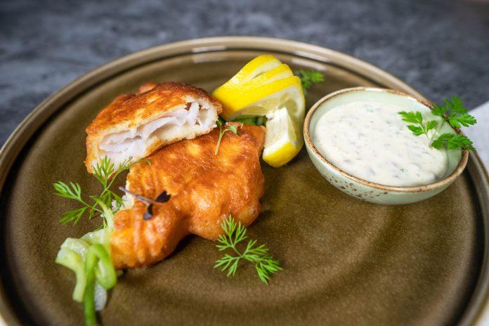 Backfisch im Teigmantel - www.chefsstuff.de