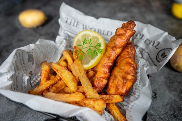 Fish and Chips - www.chefsstuff.de