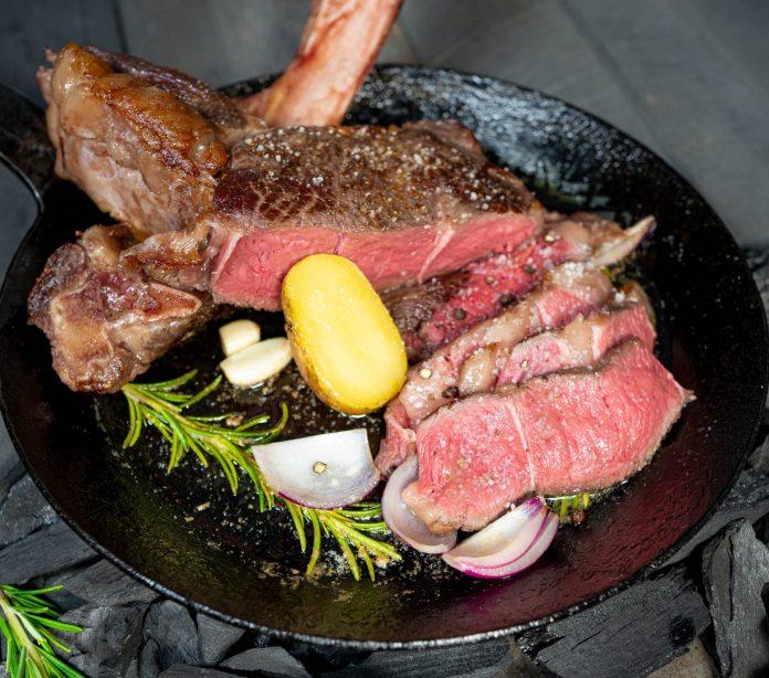 Tomahawk Steak - www.chefsstuff.de